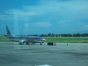Flight from Miami